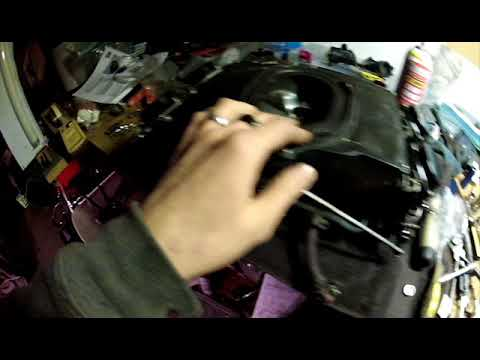 86\u0027 Honda GL1200 Goldwing Aspencade SAS removal from carbs adding