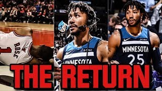 WHY Derrick Rose is rising once again!