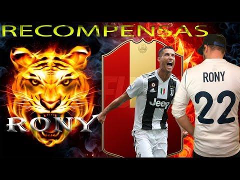 FIFA 19 | EN BUSCA DE CRISTIANO RONALDO | RECOMPENSAS FUT CHAMP | PACK OPENING | EN DIRECTO | LIVE thumbnail