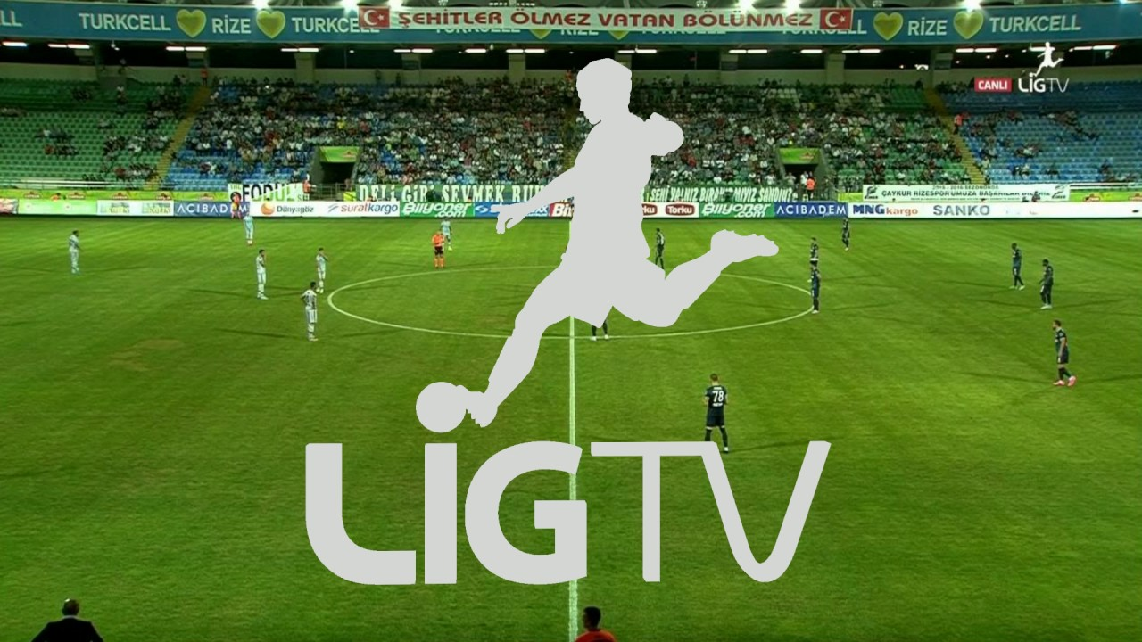 LigTV Replay Logo Turkish Super Lig for PES 2017 2016 2015 - YouTube