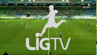 LigTV Replay Logo Turkish Super Lig for PES 2017 2016 2015