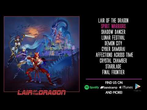 Wolf and Raven Lair of the Dragon Full Album