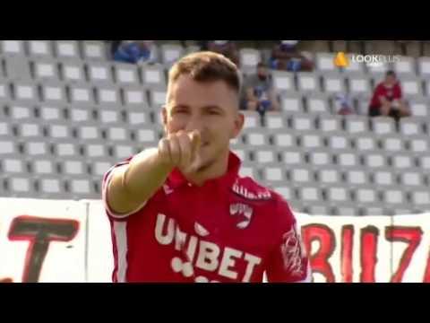 Dinamo Bucharest Poli Iasi Goals And Highlights