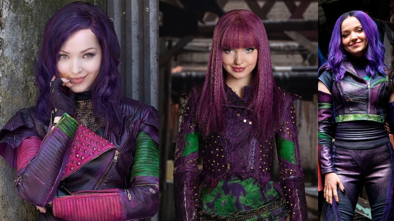 Disney Descendants 3 New Outfits Vs Old Ones Youtube