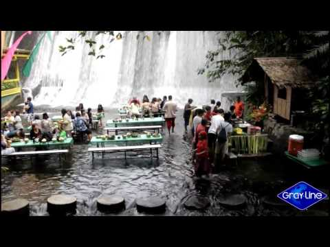 Villa Escudero Coconut Plantation Tour -  Gray Line Philippines