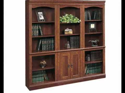 Libreros y bibliotecas de lolo morales youtube - Libreros de madera modernos ...