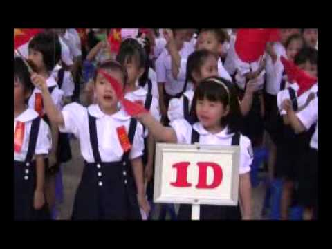 Văn Nghệ Chào mừng năm học mới trường tiểu học Trung Tự 2010 - 2011