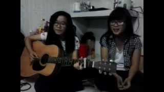 Vùng trời bình yên (guitar) Tran Huyen