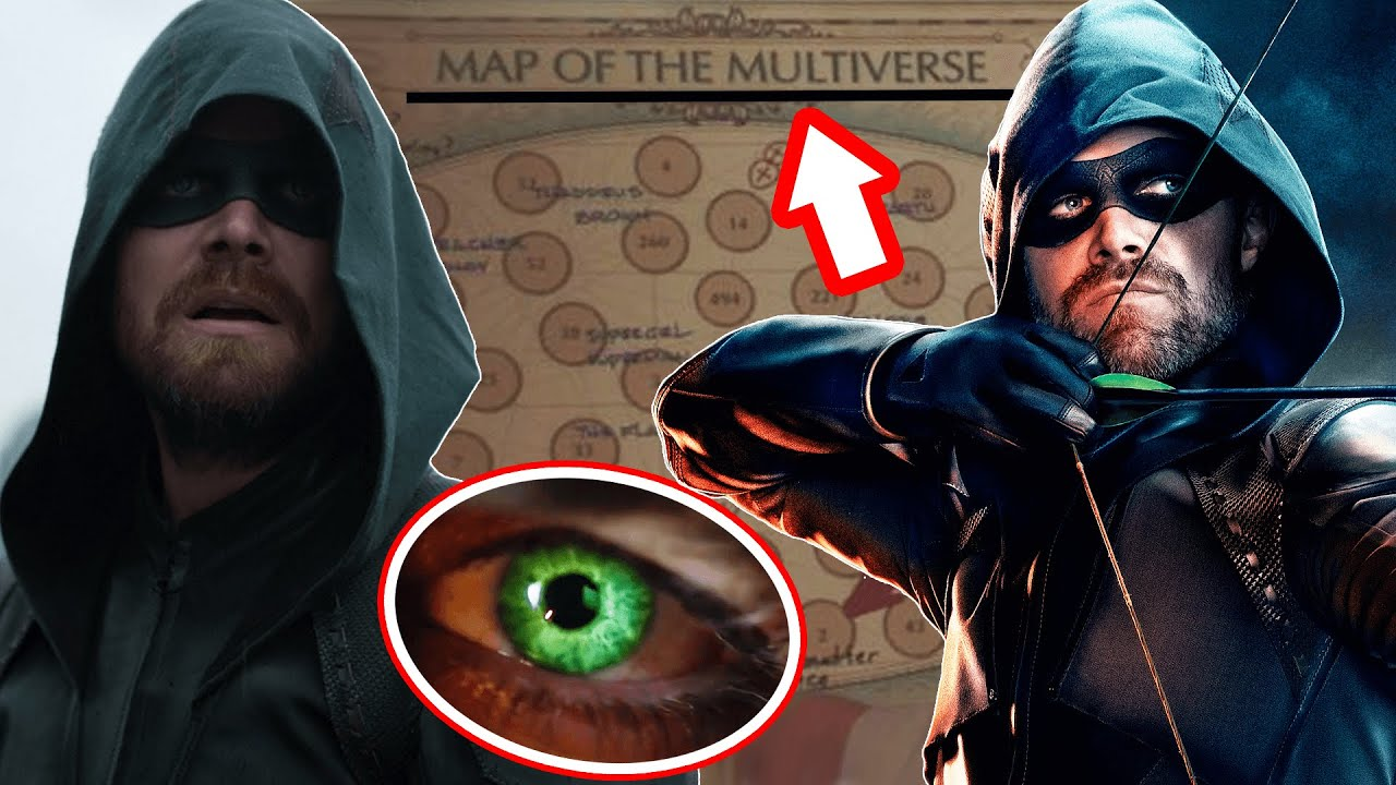 Download Arrow Season 9 Revival Teaser! Spectre, Storyline Ideas, Multiverse & How Oliver Queen Could Return!