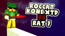 MAD CATZ RAT 7 VS ROCCAT KONE XTD | WELCHE MAUS IST BESSER? [Handcam]