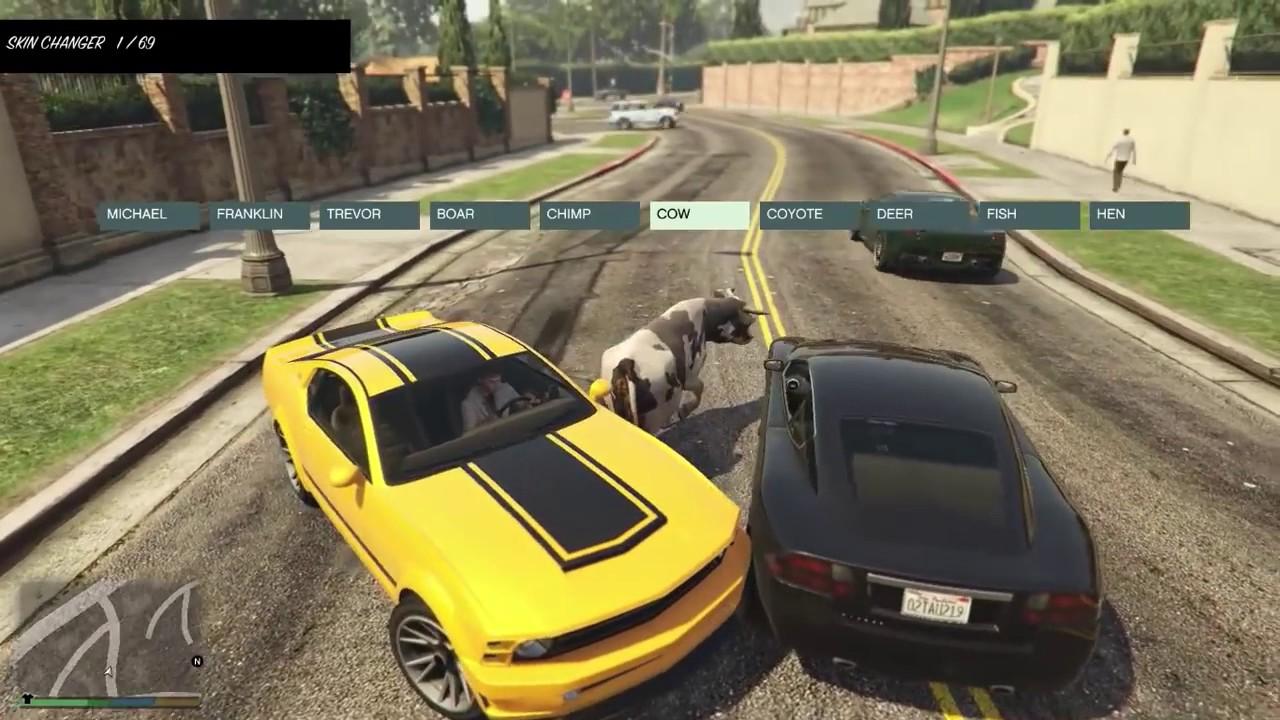 Gta5 nasil mod yüklenir ve yapilir