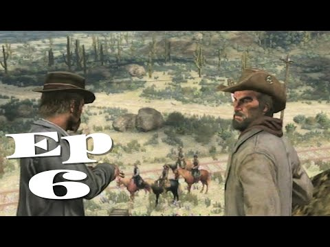 Red Dead Redemption - The Chase! Episode 6