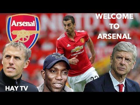 Об уходе Мхитаряна из МЮ и что его ждёт в Арсенале