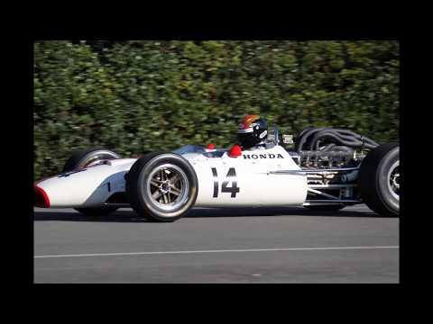 F1 Honda RA300 V-12 John Surtees 1967