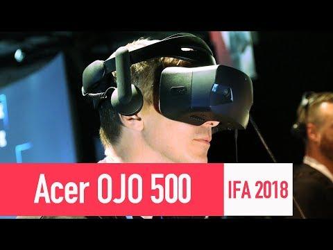 Come funziona il nuovo visore Acer OJO 500 ? 🙄 - IFA 2018