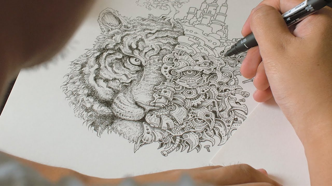 Outside The Lines Kerby Rosanes Ep 02 YouTube