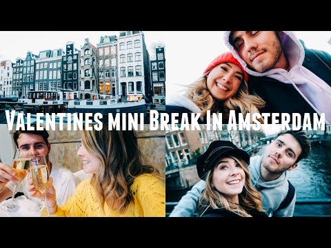 VALENTINES MINI BREAK IN AMSTERDAM