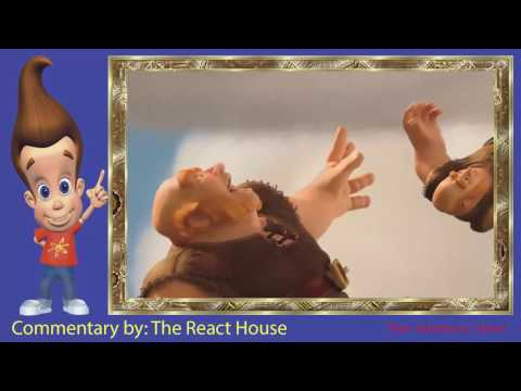 The React House: The Day The Giants Learned to Fly
