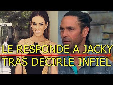 Valentino Lanús LE RESPONDE a Jacky Bracamontes tras ASEGURAR que FUE INFIEL thumbnail