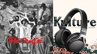 Vector - The Purge feat. Vader The Wildcard & Payper Corleone (Reaction & Breakdown).mp3