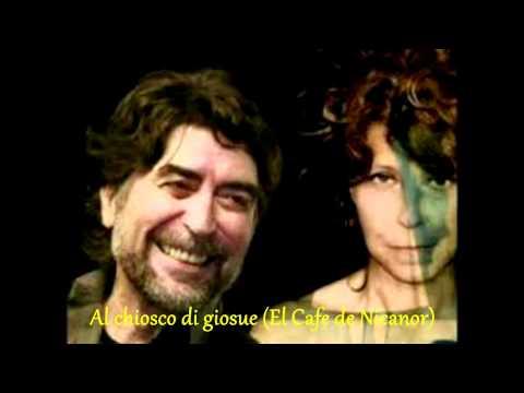 Lu Colombo canta a Sabina - Al chiosco di Giosue' - El café de Nicanor