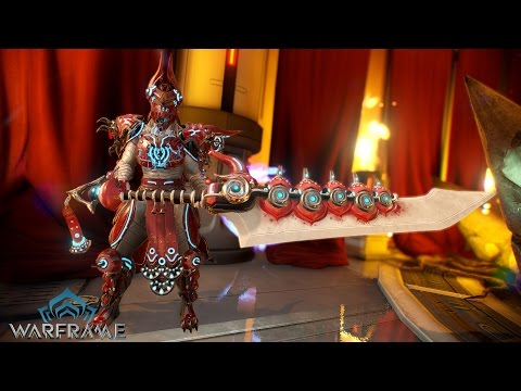 Warframe | Zenistar + Dominion Heavy Blade Skin