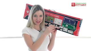 Играем в футбол!  Все в комплекте - AOJI Детские игрушки Kids toys