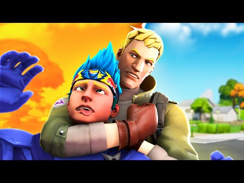 Killing Ninja with my new duo partner?
