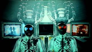 CYBERPUNKERS - Sick Track - OFFICIAL VIDEO