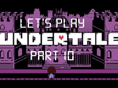 Let's Play Undertale Part 10: Under My Umbrella