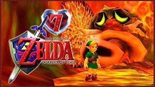 The Legend of Zelda: Ocarina of Time #7 - W brzuchu bestii!