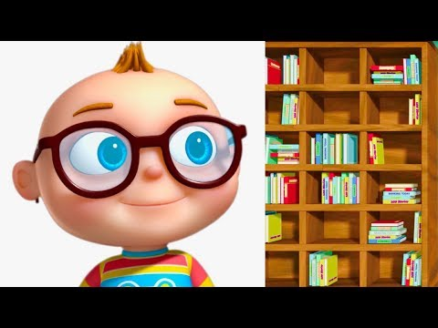 TooToo Boy Library Episode | Funny Cartoon Animation | Videogyan Kids Shows | Animated Comedy Show