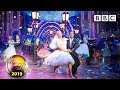 The Judges Vote And We Say Goodbye! 😢 - Week 8 Results | BBC Strictly 2019