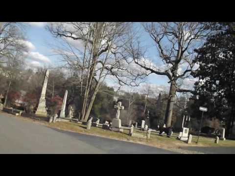 HAUNTED ??? Hollywood Cementary in Richmond, Virginia...HAUNTED???