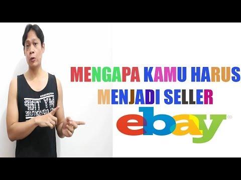 Mengapa Kamu Harus Menjadi Jadi Seller Ebay   Why You Must Become Ebay Seller