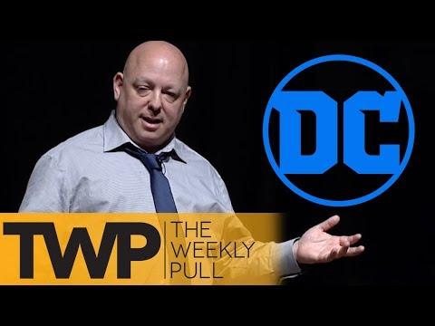 Bendis Leaves Marvel and more | The Weekly Pull Podcast