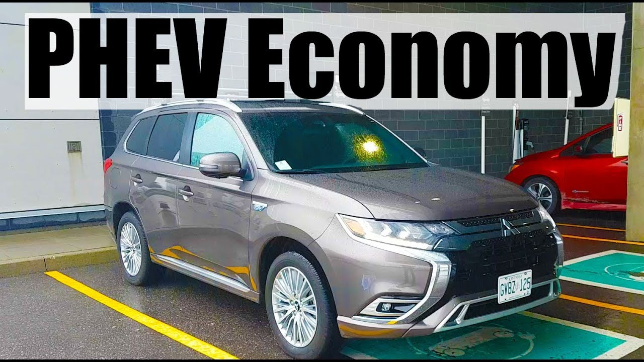 2019 Mitsubishi Outlander PHEV - Battery Economy Review + Charge Costs