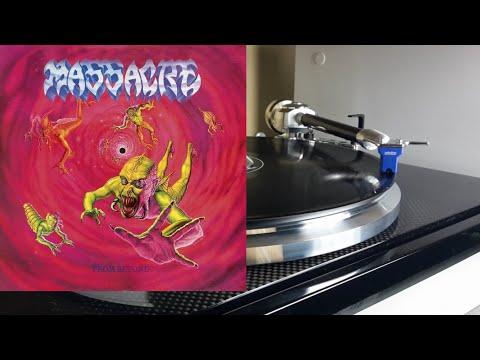 MASSACRE From Beyond (Full Dynamic Range) Vinyl rip