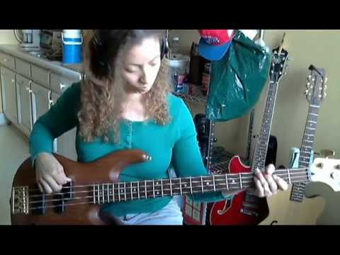"""XTC """"Ballet For A Rainy Day"""" bass cover"""