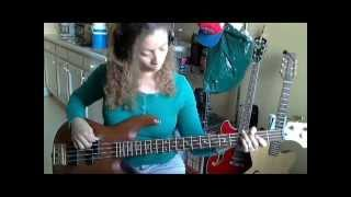 xtc ballet for a rainy day bass cover