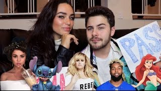 SMASH OR PASS (CELEB & DISNEY EDITION) Feat. Cartia Mallan