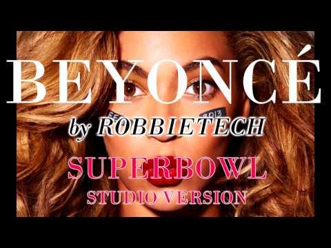 Beyoncé: Super Bowl 2013 Studio Version