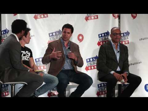"Ana Kasparian's ""Bernie"" Panel At Politicon 2016"