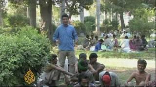Pakistan's drug addiction problem