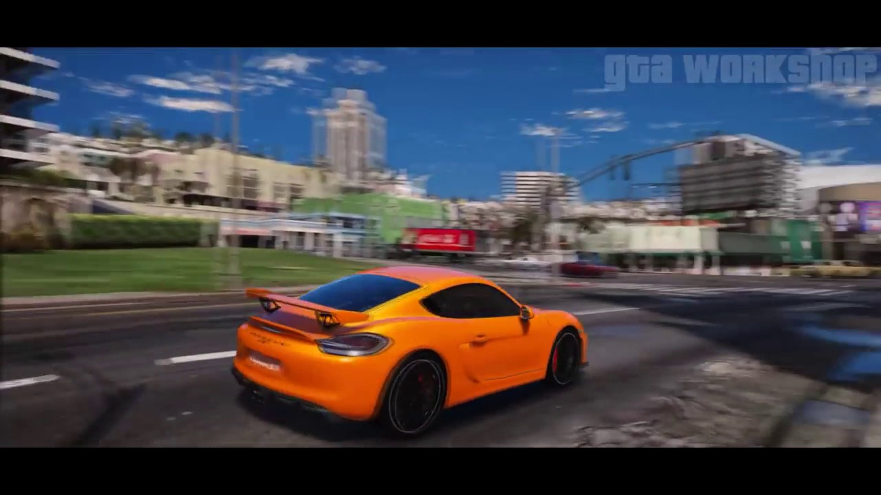 Ultra Realistic Hdr Graphics 60fps Gameplay: GTA 6 Graphics REDUX Cars Gameplay! Ultra Realistic