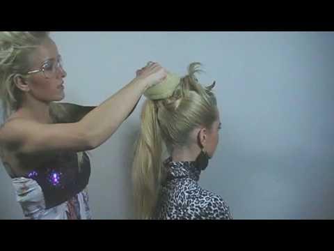 youtube hochsteckfrisuren mit haarteil frisuren kurze haare. Black Bedroom Furniture Sets. Home Design Ideas