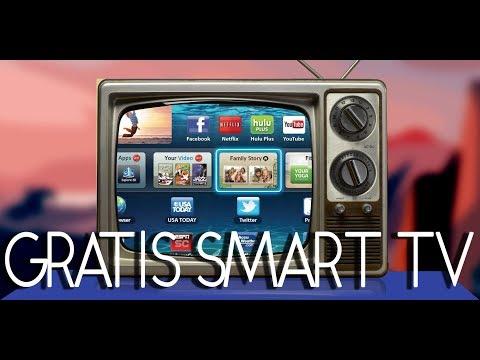 COMO TENER TU PROPIA SMART TV GRATIS [SIN CHROMECAST, NI ANDROID TV, ETC] 2017