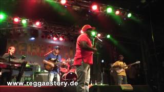 Barrington Levy - 3/3 - Black Roses - Reggae Jam 2013