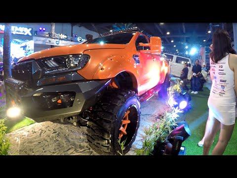 Ford Ranger Raptor Custom Off-Road Sports Truck November 2019