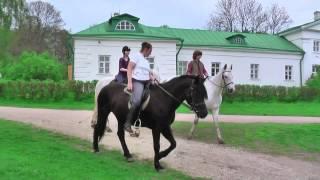видео Усадьба Ясная Поляна, Тульская область, Щекинский район